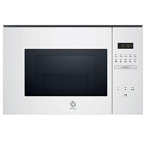 Balay, 3CG5175B0 - Microondas integrable, 900W, Color Blanco