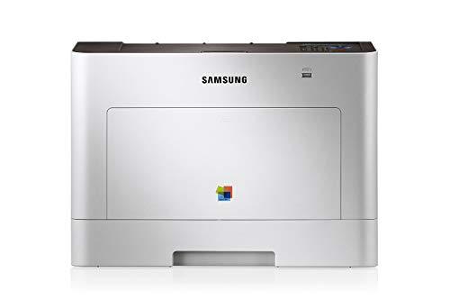 Samsung CLP-680ND/SEE Farblaser-Drucker (mit Netzwerk- und Duplex-Funktion)