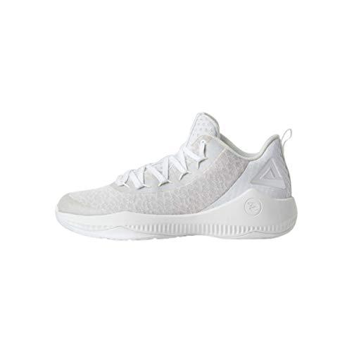 Zapatillas de baloncesto PEAK Snake - Hombres - Blanco