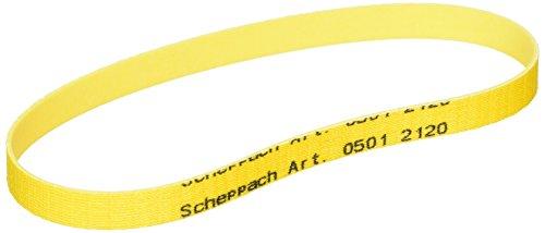 Scheppach 5012120 Flachriemen für Fräse 12x420 mm