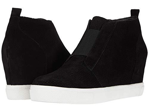 Steve Madden Wavery Sneaker Black Suede 10 M