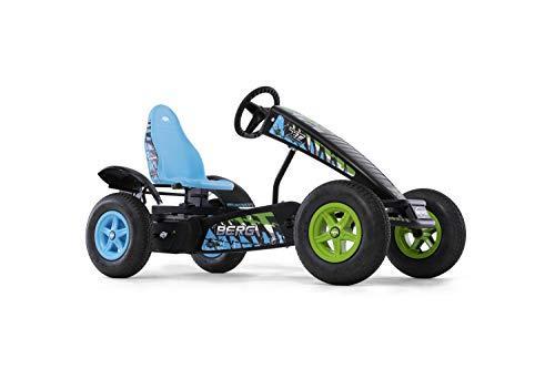 BERG Gokart mit XL-frame X-ite | Kinderfahrzeug, Tretauto mit verstellbarer Sitz, Mit Freilauf, Kinderspielzeug geeignet für Kinder im Alter ab 5 Jahren