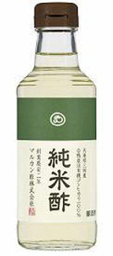 マルカン酢『プレミアムシリーズ 純米酢』