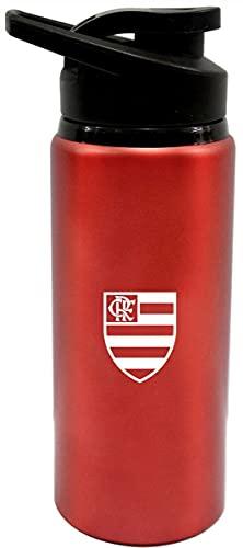 Squeeze Vermelho C/Bico 600Ml Zico Flamengo CRF Cebola 4189