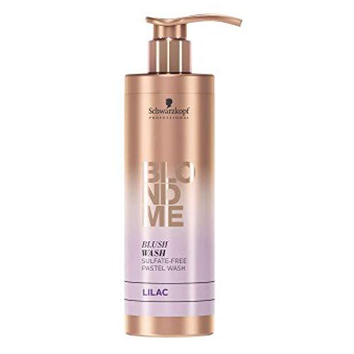 Blondme Blush Wash Lilac 250Ml, Schwarzkopf Professional