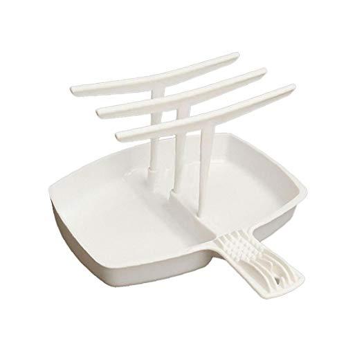 TOPofly Mikrowelle Speck Herd Hanger, Mikrowelle Speck Rack-Aufhänger Cooker Fach für Koch Bar Crisp Frühstück Mahlzeit Start Dorm Verwenden Werkzeuge Speck-Kocher-Werkzeug Kochen