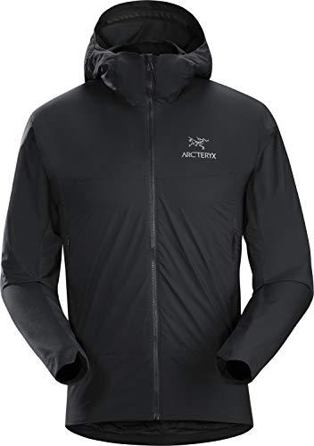 Arcteryx Atom SL Sweat-shirt à capuche pour homme Noir Taille M