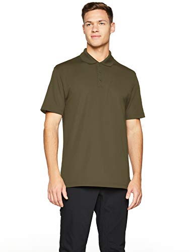 Under Armour Tactical Performance Chemise Polo Homme Vert FR : 2XL (Taille Fabricant : XXL)