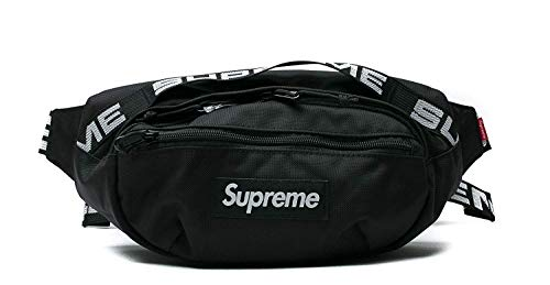 Supreme NYC, Gürteltasche/Tasche, schwarz