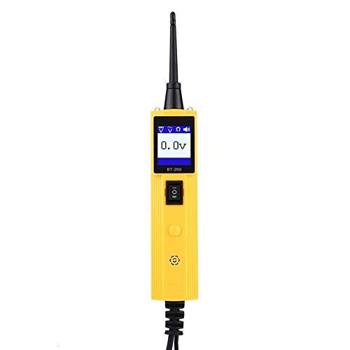 Outbit Power Probe 4 Power Probe Kfz - Stromkreisprüfer 1 Satz Kfz-Stromkreisprüfer, Elektrik-Diagnose-Tool Power Probe Voltage Test.