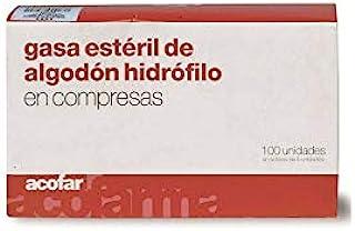 COM ACOFAR ESTE 100 20X20 5 UNI CARTON: Amazon.es: Salud y cuidado ...
