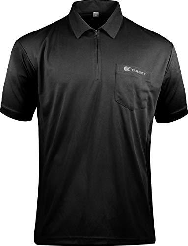 Target Darts Coolplay Original Pro Darts Shirt Schwarz 3XL