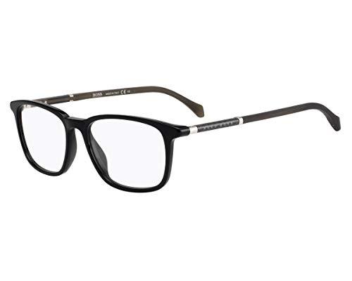 Hugo Boss Brille (BOSS-1133 807) Acetate Kunststoff schwarz