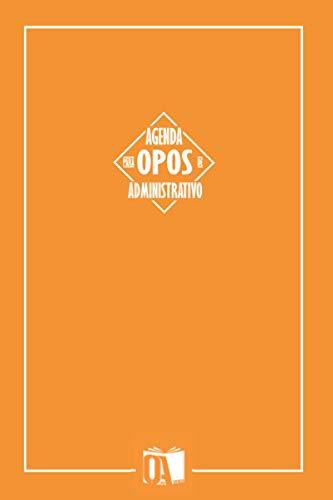 Agenda para opos de Administrativo: Agenda oposiciones...