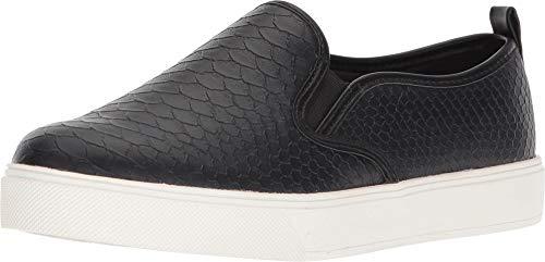 ALDO Women's Jille Slip-On Sneaker, Black, 9