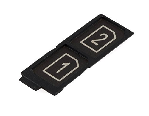 ICONIGON Ersatz für Xperia Z5 Dual SIM-Kartenhalter