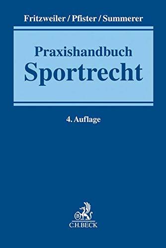 Praxishandbuch Sportrecht