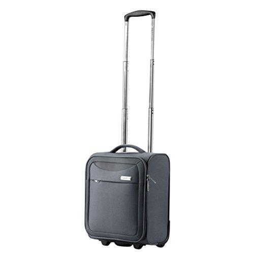 CarryOn Air Maleta de mano 42cm - Equipaje de Mano - 2 ruedas - negro