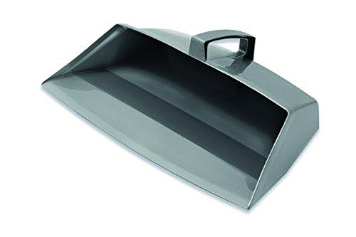Addis 319244 Closed Dustpan with Handle, Metallic
