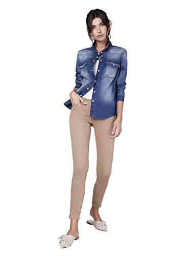 Blue Fire Co Chloe 012 - Skinny, Sand Storm 28/27 - Damen