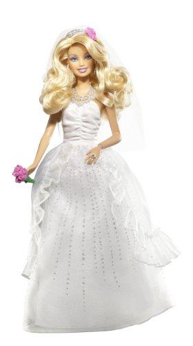 Barbie - T7365 - Poupée Mannequin Mariée