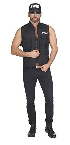 Andrea-Moden Swat-vest voor heren
