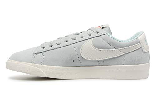 Nike Blazer Low, Zapatillas para Mujer, Verde (Grün Grün), 39 EU