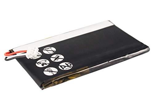 subtel® Ersatzakku Philips PH454061 für Philips S10A, Philips S10A/38, Philips S10H, 1200mAh Akku, wiederaufladbare Batterie