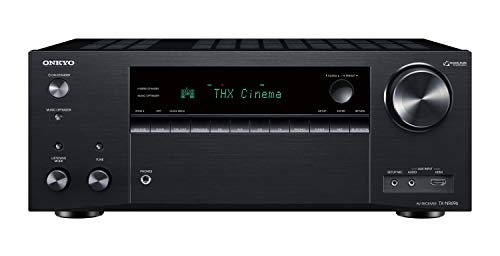 Why Choose Onkyo TX-NR696 Home Audio Smart Audio and Video Receiver, Sonos Compatible and Dolby Atmo...