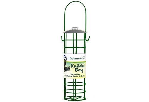 Erdtmann Knödelboy, Futterstation für Vögel