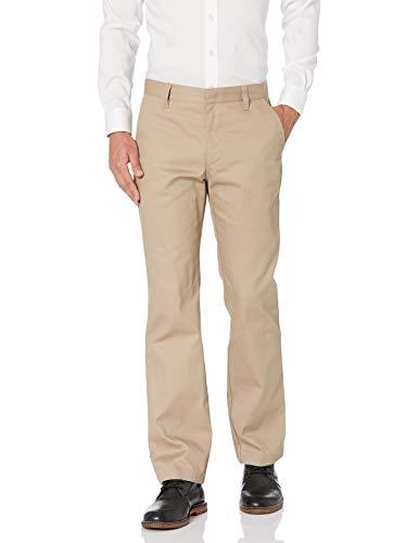 Lee Uniforms Men's Straight Leg College Pant,...