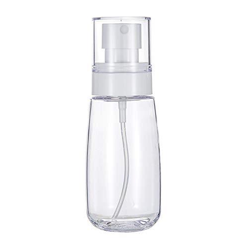 Shilia Transparante reizen transparante plastic parfum verstuiver kleine miniatuur lege spray kan fles vullen