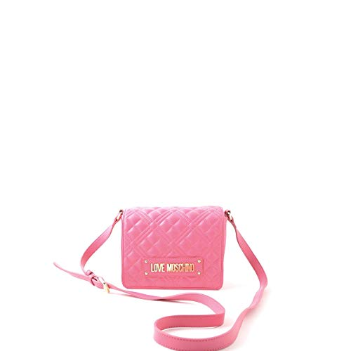 Love Moschino SS21 - Bolso de hombro para mujer, colección Primavera Verano 2021, Normal Size: Normal