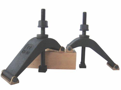 PAULIMOT Niederhalter-Set höhenverstellbar von 0 bis 60 mm M10 / 12 mm
