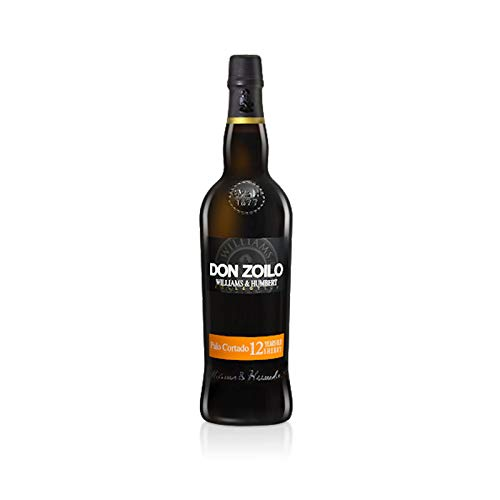 Vino Palo Cortado Don Zoilo de 75 cl - D.O. Jerez-Sherry - Bodegas Williams & Humbert (Pack de 1 botella)