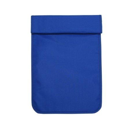携帯電話圏外袋ブルー サイズS