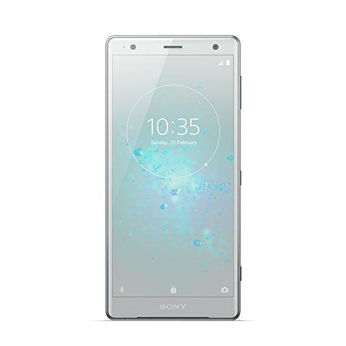 Sony Xperia XZ2 UK SIM-Free Smartphone - Liquid Silver [UK]