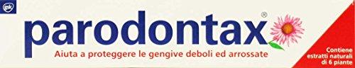 12 x PARODONTAX Dentifricio Classico 75 Ml