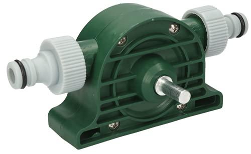 KOTARBAU® Bohrmaschinenpumpe bis 4200ml/min zum Abpumpen von Kraftstoffen Wasser