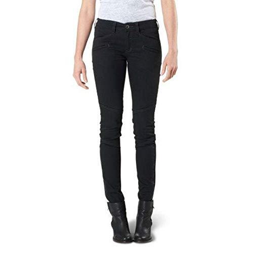 5.11 Tactical Series 511-64019 Pantalon Femme, Noir, FR : S (Taille Fabricant : 8/R)