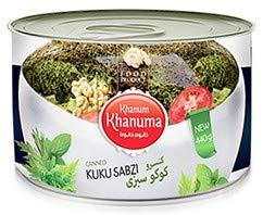 Kuku Sabzi - Kräuteromlette 440g