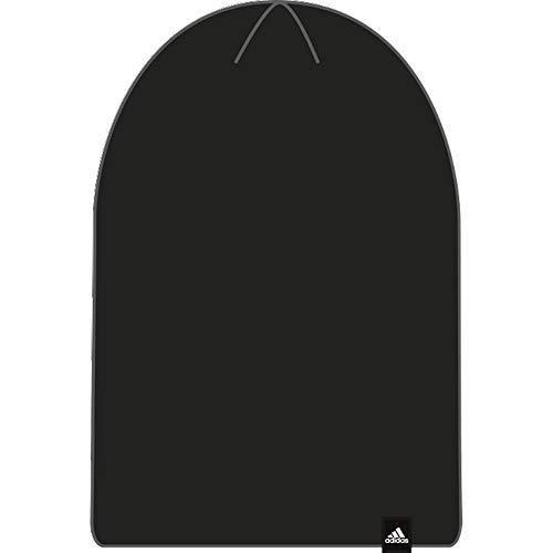 adidas Long Beanie Gorro, Unisex Adulto, Negro/Blanco, Talla Única