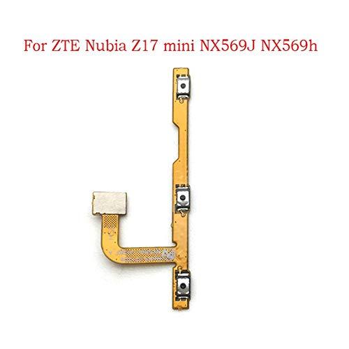 DressU Ursache for ZTE Nubia Z9 Max NX510J / Z11 S NX549j / Z17 / N1 NX541J / Rot 3 NX629J Power on/Off-Volumen-Knopf-Flexkabel Unterschied (Color : Z17 Mini NX569J)