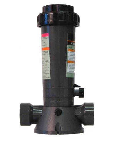 Automatic Chlorinator for Above Ground and In-Ground Pools in-Line 4.2