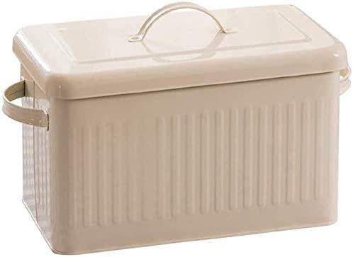Tampa Mall Sealed food storage container Containers Grain Tin Kitchen 5 ☆ very popular Stora