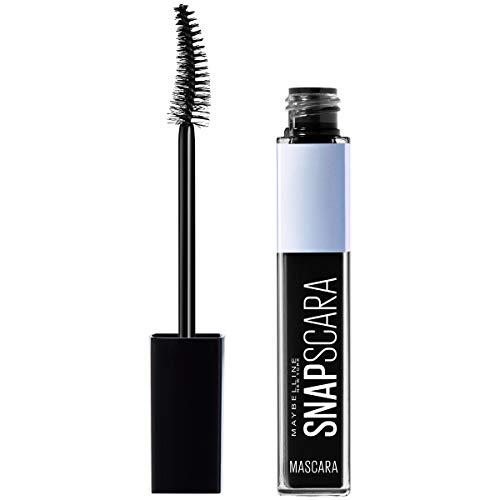 Maybelline New York Snapscara Washable Mascara, 300 WASHABLE PITCH BLACK