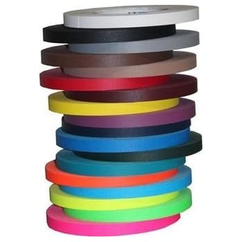 "Pro Gaff Gaffers Spike Tape 1/2"" x 45 yd Roll You Choose The Color UV Neons Available"