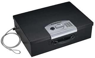 SentrySafe PL048E Portable Laptop Safe, 0.5 cu ft, Black