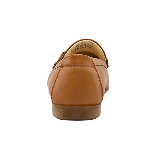 Bruno Marc Men's Henry-1 Dress Loafers Slip On Casual Driving Shoes for Men Tan/Henry-1 Size 10.5 M US