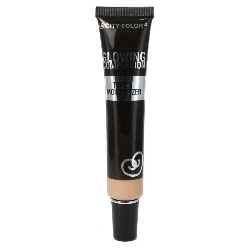 CITY COLOR Glowing Complexion Tinted Moisturizer - Natural